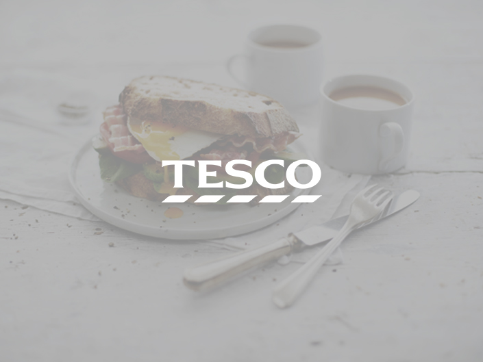 Tesco Winter Food